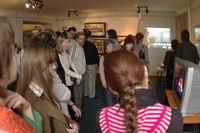 На открытии выставки Другой Волгоград< >Другой Ковентри