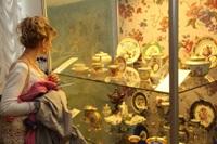 Открытие выставки Мода на ботанику, 2011