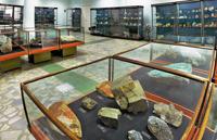 Зал минералогии месторождений