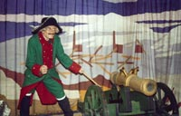 Манекен Солдат-пушкарь