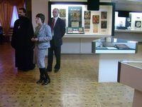 Иконы с надписями в Рыбинском музее