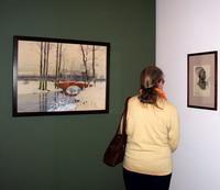 На выставке Собрание княгини М.К. Тенишевой в Русском музее