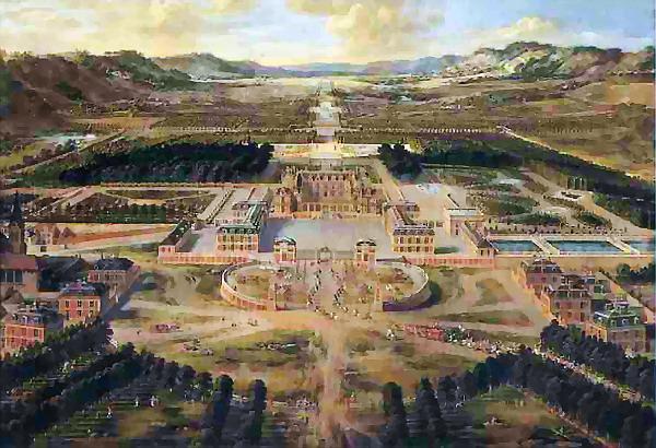 Экспозиции: Версаль Людовика XIV