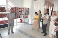 Выставка «Флаг России» в Ставропольском музее-заповеднике