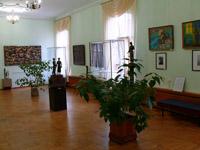 Выставочный павильон