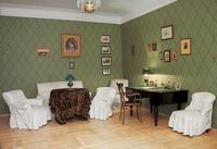 Экспозиция Дома-музея Чехова
