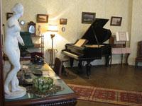Фрагмент экспозиции гостиной