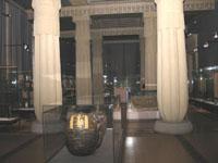 Экспозиции: Египетский зал Музея изобразительных искусств