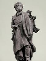 Пушкин. В.А. Синайский 1937