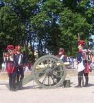 День гвардии в Артиллерийском музее