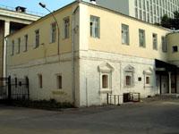 Вид здания Аптекарского приказа