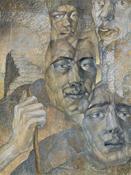 Графика и живопись П.Зальцмана в Третьяковской галерее