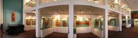 Залы музея икон, где разместилась основная часть выставки