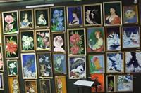 Художественная экспозиция картин Г.Колтуновой