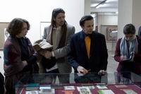 Знакомство с экспозицией книг