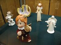 Рождественская выставка Взгляни на дом свой, ангел в Ярославском музее