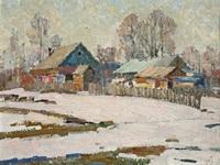 Л.И. Аронов (1909 – 1972). Творческое наследие: живопись и графика.