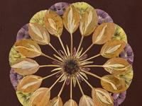 Проект Цветочные Мандалы