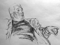 Портрет Саввы Ямщикова