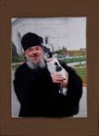 фрагмент экспозиции. Серия «Богородице-Рождественский Бобренев монастырь».