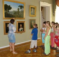 Мозаика добра в  Краснодарском  художественном музее