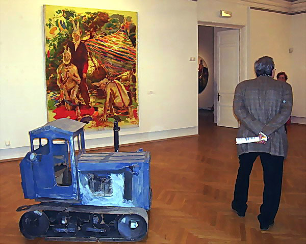Экспозиции: Выставка Оттепель, Мраморный дворец