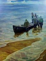 Безумов - Рыбаки на Печоре