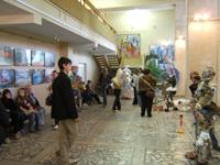 В Волгоградском музее изобразительных искусств выставка ГРАФФИТИ
