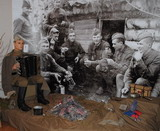 Выставка к юбилею Победы «И поиск длится по сей день…»