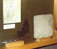 Предметы из раскопок (крепость Хукаш)