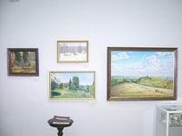 Многоцветный мир супругов Лошмановых в Музее истории и культуры г. Воткинска