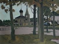 Выставка произведений Льва Викторовича Шепелева.
