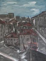 Выставка  произведений Евгении  Кове и Антона Кетова.