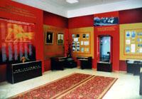 Фрагмент экспозиции 2-го зала