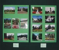 Город - сад в Музее Градостроительство и архитектура Симбирска-Ульяновска