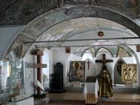 Экспозиция (1 этаж Музей истории веры)