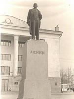 «Керенский и Ленин» в Музее истории и культуры г. Воткинска.
