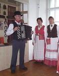 Открытие Музея коренных народов Петербургской земли в Кунсткамере