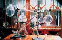 Экспозиции: Старинная химическая посуда