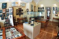 Экспозиция зала Серебряный век русской литературы