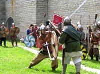 Фестиваль эпохи раннего средневековья «Первая столица Руси»
