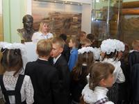 1 сентября в музее