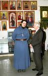 На выставке посвященной 85-летию Новосибирской епархии Русской Православной Церкви. Фото Т.Н. Котляр