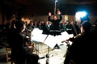 Выступление ансамбля Галерея актуальной музыки