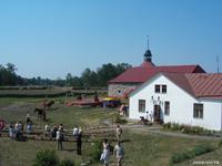 Фестиваль Живая история на территории музея-крепости Корела