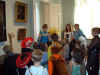 Рождество на Дворянской. Новогоднее театрализованное представление для детей