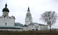 Успенский Богородицкий монастырь в Свияжске. XVI - XVII вв.