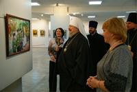 Выставка Сибирь православная, 2013 г.  Митрополит Красноярский и Ачинский Пантелеймон