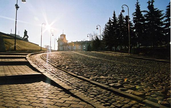 Значимые места: Kazan city