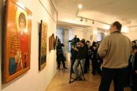 Экскурсия по выставке Святые лики Руси